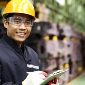Pracownicy z Filipin